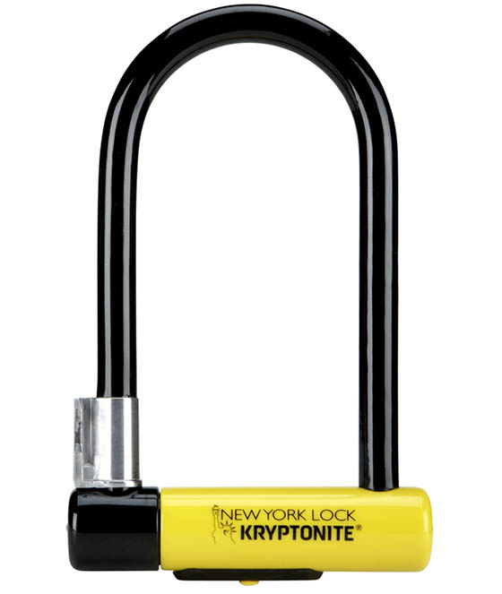 KR-002154 - Kryptonite New York Standard w/ FlexFrame-U bracket  (5)