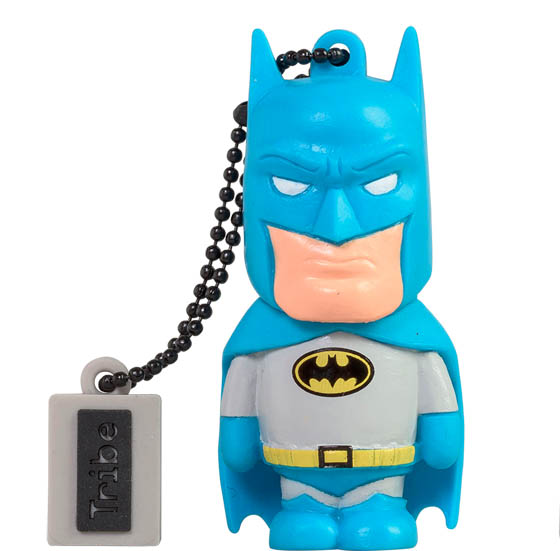 TRB-FD031502 - Tribe DC BATMAN 16GB USB 2.0 Flash Drive