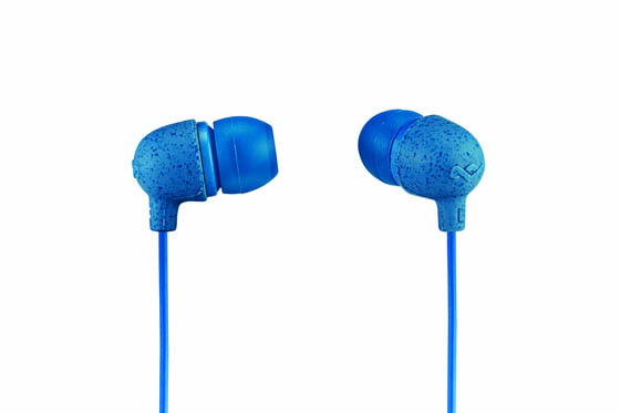 HM-EM-JE061-NV - Marley Little Bird Earbuds w/Mic-Navy   (8/32)